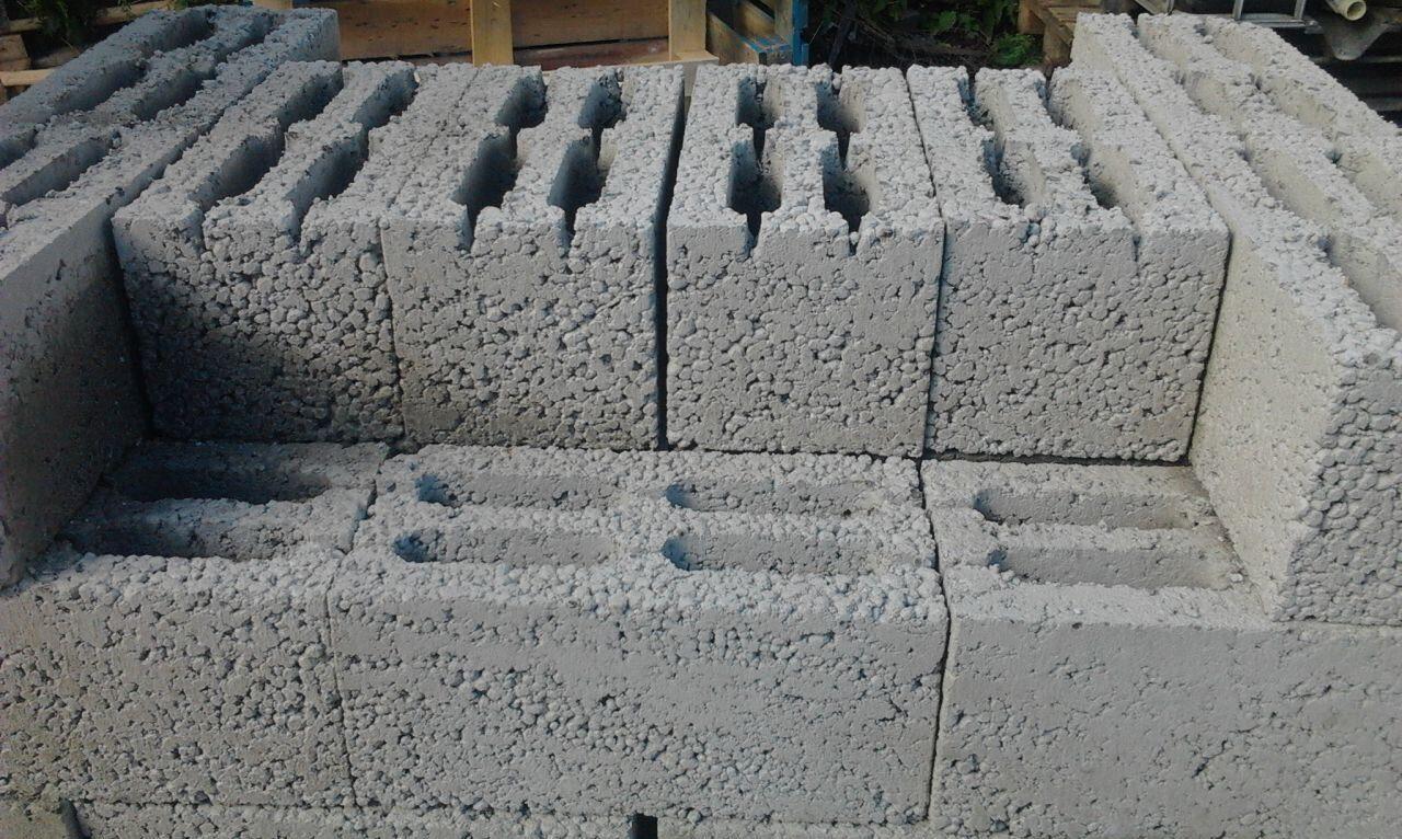 Керамзитобетон 90мм штампованный бетон отзывы